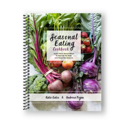 Seasonal Eating Spiral Bound