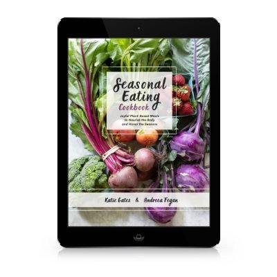 Seasonal Eating Cookbook Digital